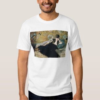 The Lady with Fans T-Shirt