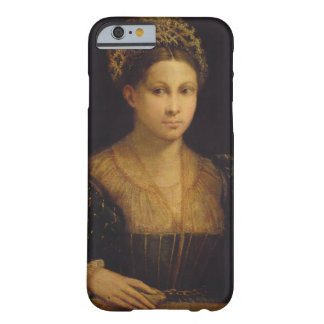 The Lady with the Green Turban Barely There iPhone 6 Case