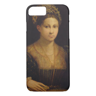 The Lady with the Green Turban iPhone 8/7 Case