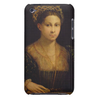 The Lady with the Green Turban iPod Touch Cover