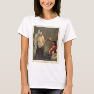 The Lady with the Lamp (Florence Nightingale) T-Shirt