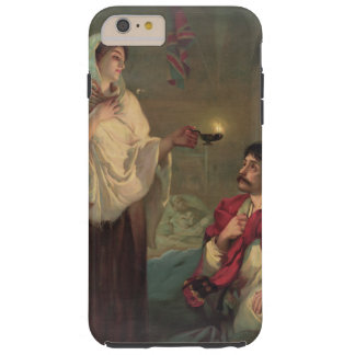 The Lady with the Lamp (Florence Nightingale) Tough iPhone 6 Plus Case