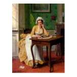 The Lady's Maid - Caraud Postcards