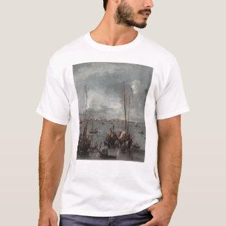 'The Lagoon Looking Toward Murano' T-Shirt