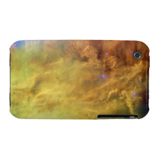 The Lagoon Nebula Messier 8 M8 NGC 6523 Case-Mate iPhone 3 Case