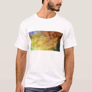 The Lagoon Nebula Messier 8 M8 NGC 6523 T-Shirt