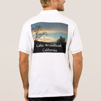 The Lake Arrowhead Sunset Shirt