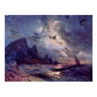 The Lake By Aiwasowskij Iwan Konstantinowitsch Be Postcards