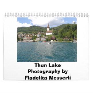 The Lake Calendar