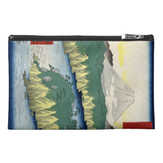 The Lake in Hakone Travel Accessories Bags