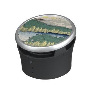 The Lake in Hakone Bluetooth Speaker