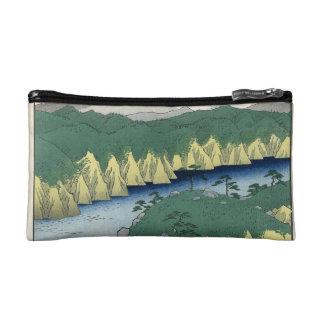 The Lake in Hakone Cosmetic Bag