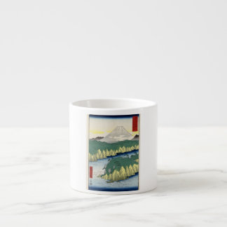 The Lake in Hakone Espresso Cup