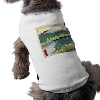 The Lake in Hakone T-Shirt