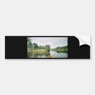 The Lake in Illinois Bumper Sticker