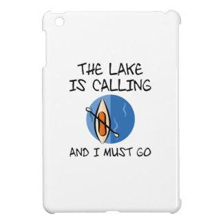 The Lake Is Calling iPad Mini Cover