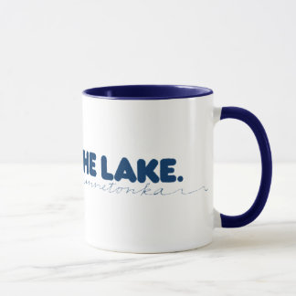 The Lake Minnetonka Mug