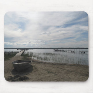 The lake mouse pad