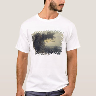 The Lake of Albano and Castle Gandolfo, c.1783-85 T-Shirt