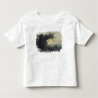 The Lake of Albano and Castle Gandolfo, c.1783-85 Toddler T-shirt