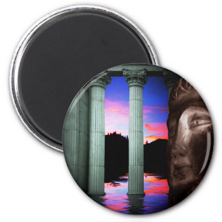 The Lake of Life Magnet