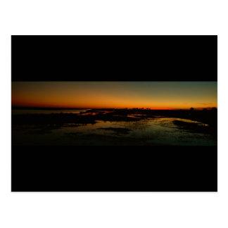 the lake postcard