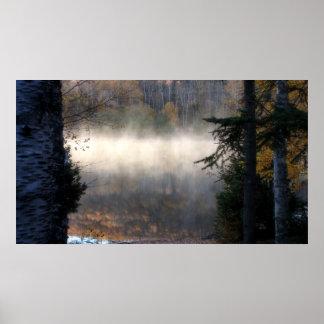 The Lake Poster