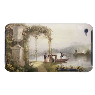 The Lake, Trentham Hall Gardens, from 'The Gardens iPod Case-Mate Case