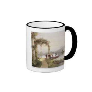 The Lake, Trentham Hall Gardens, from 'The Gardens Coffee Mug