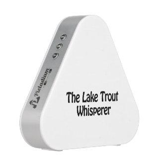 the lake trout whisperer bluetooth speaker