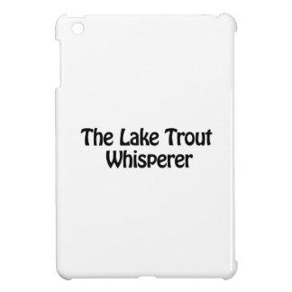 the lake trout whisperer case for the iPad mini