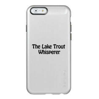 the lake trout whisperer incipio feather® shine iPhone 6 case
