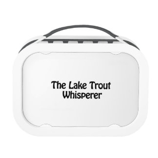 the lake trout whisperer replacement plate