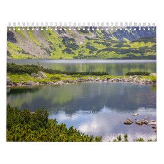 The Lakes Calendar