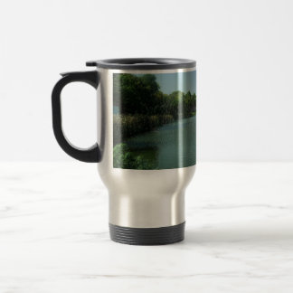 The Lake's Edge Travel Mug