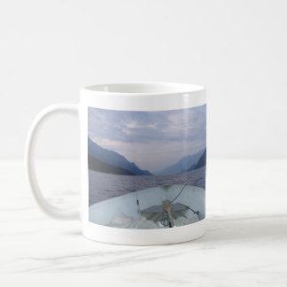 The Lake's Two Moods Classic White Coffee Mug