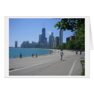 The Lakeshore, Chicago, IL Card