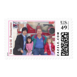 The LAM Foundation Postage