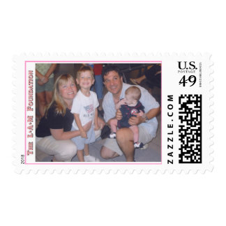 The LAM Foundation Postage Stamps