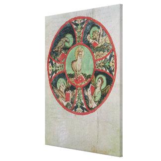 The Lamb of God Canvas Print