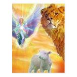 The Lamb of God! Postcard