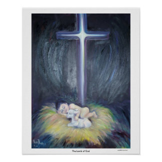The Lamb of God Poster