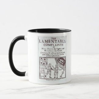 The Lamentable Complaints Mug