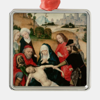 The Lamentation, 1470s Metal Ornament
