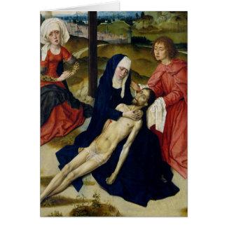 The Lamentation Card