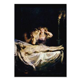 The Lamentation of Jesus Christ - Rubens Card