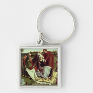 The Lamentation over the Dead Christ Keychain