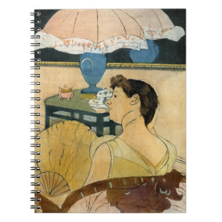 The Lamp 1891 Notebook