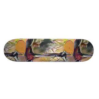 The Lamp Skateboard Deck