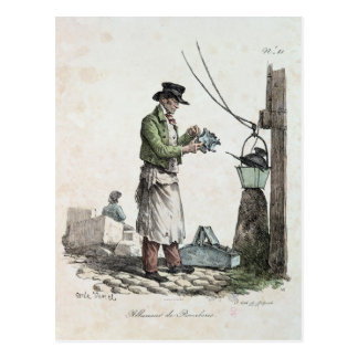 The Lamplighter Postcard